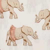 Tutu Elephant Print by Milkbarn Kids