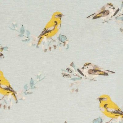 Blue Bird Apparel Print by Milkbarn Kids