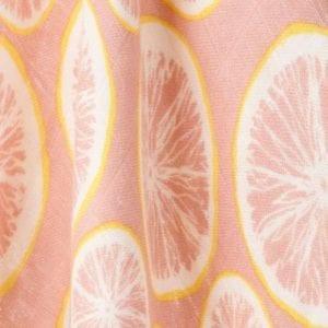 Grapefruit Print by Milkbarn Kids