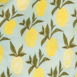 Lemon Print by Milkbarn Kids
