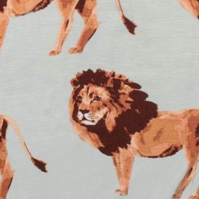 Lion Apparel Print by Milkbarn Kids