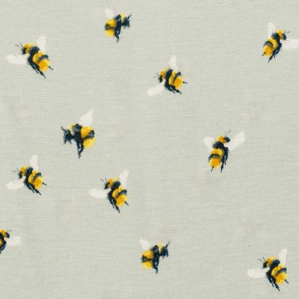 Bumblebee Watercolor Print by Milkbarn Kids