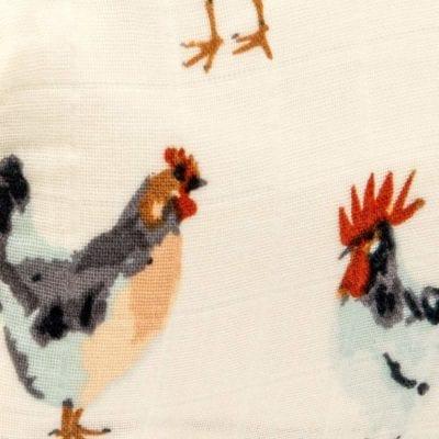 Chicken Print by Milkbarn Kids